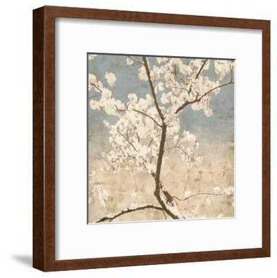 Cherry Blossoms I-John Seba-Framed Giclee Print