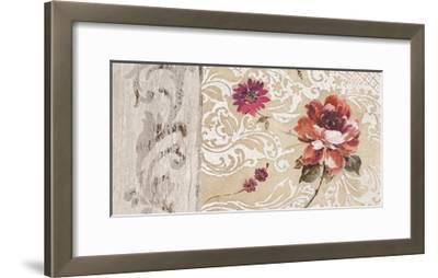 Fleurs Neoclassique I-Hélene Simon-Framed Giclee Print