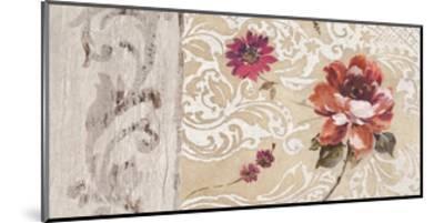 Fleurs Neoclassique I-Hélene Simon-Mounted Giclee Print