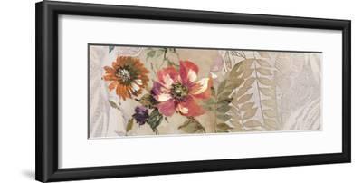 Florilege II-Hélene Simon-Framed Giclee Print