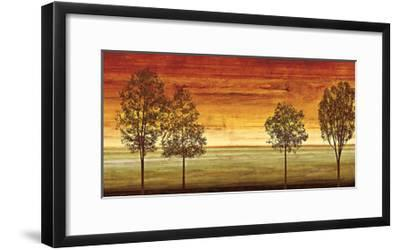 Sunset Vista II-Chris Donovan-Framed Giclee Print