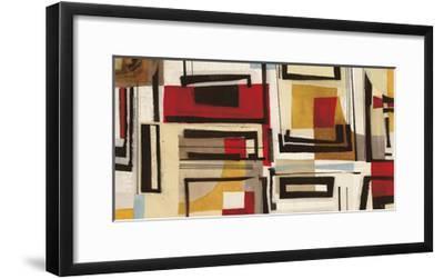 Geometry-Sophie Gillen-Framed Giclee Print