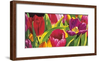 The Spring-Laura Martin-Framed Giclee Print