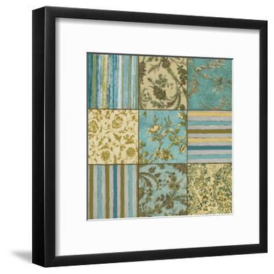 Aqua Dreams II-Chris Donovan-Framed Giclee Print