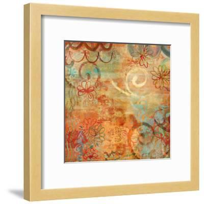 Happy Days I-Emily Dunn-Framed Giclee Print