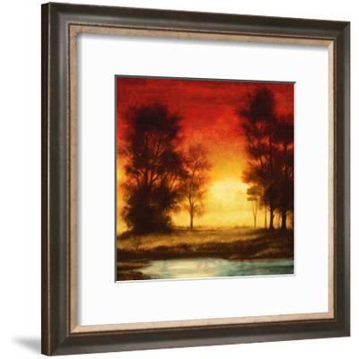 Evening Light II-Neil Thomas-Framed Giclee Print