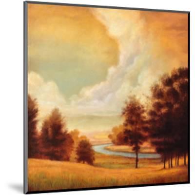 Majestic Morning II-Ryan Franklin-Mounted Giclee Print