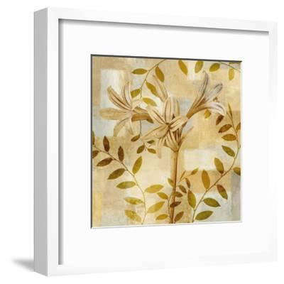 Lily Dreams-Erin Lange-Framed Giclee Print