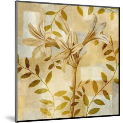 Lily Dreams-Erin Lange-Mounted Giclee Print