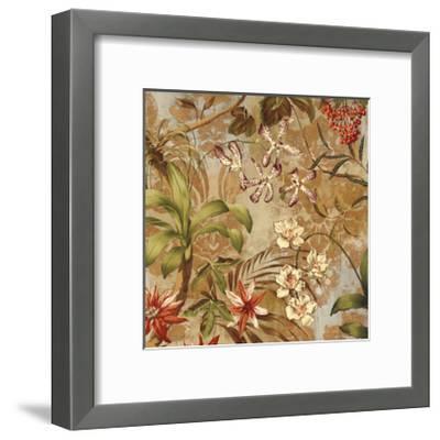 Lush II-Chris Donovan-Framed Giclee Print