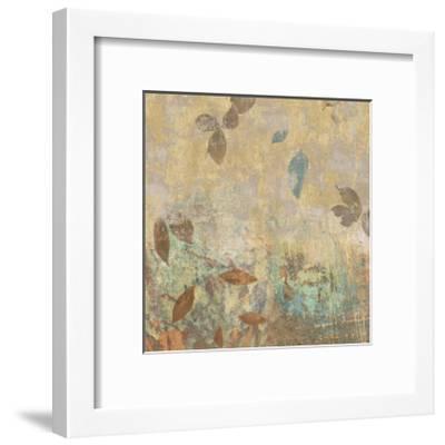 Nature's Rhythm II-Erin Lange-Framed Giclee Print