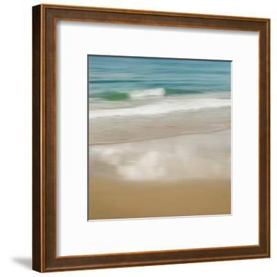 Surf and Sand II-John Seba-Framed Giclee Print