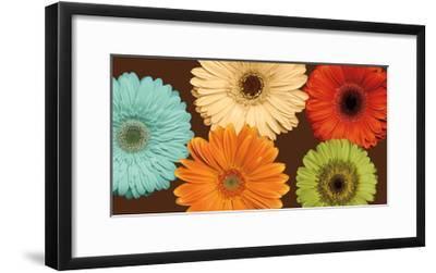 Daisy's Friends-Lindsay Blake-Framed Giclee Print
