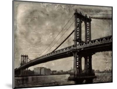 Bridge II-Dylan Matthews-Mounted Giclee Print