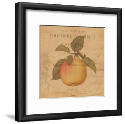 Pomme-Deborah Devellier-Framed Giclee Print