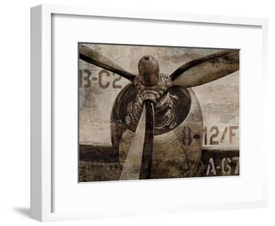 Vintage Propeller Stretched Canvas Print by Dylan Matthews | Art com