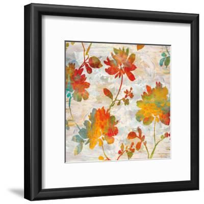 Garden View I-Erin Lange-Framed Giclee Print