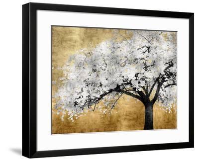 Silver Blossoms-Kate Bennett-Framed Giclee Print