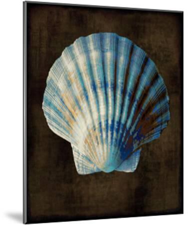 Ocean Treasure II-Caroline Kelly-Mounted Giclee Print