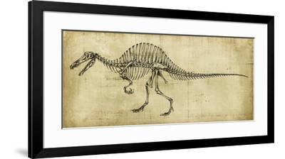 Spinosaurus Study-Ethan Harper-Framed Giclee Print