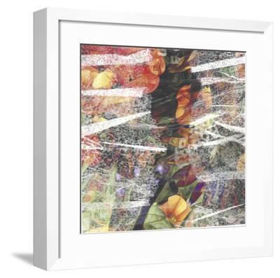 Eden Tile III-James Burghardt-Framed Art Print