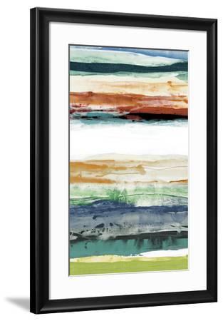 Primary Decision III-Sisa Jasper-Framed Giclee Print