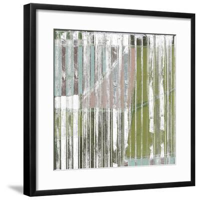 Linear Mix I-Jennifer Goldberger-Framed Giclee Print