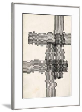 Stagger Start II-Jennifer Goldberger-Framed Limited Edition