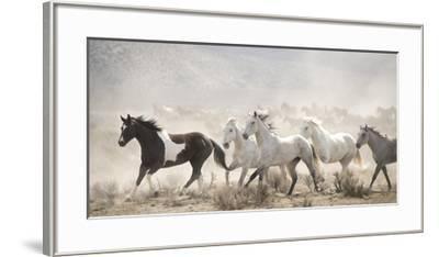 Open Range--Framed Giclee Print