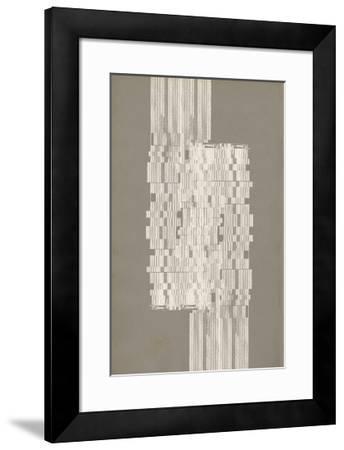 Stagger Start IV-Jennifer Goldberger-Framed Limited Edition