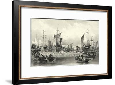 Scenes in China XI-T^ Allom-Framed Giclee Print