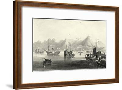 Scenes in China XII-T^ Allom-Framed Giclee Print
