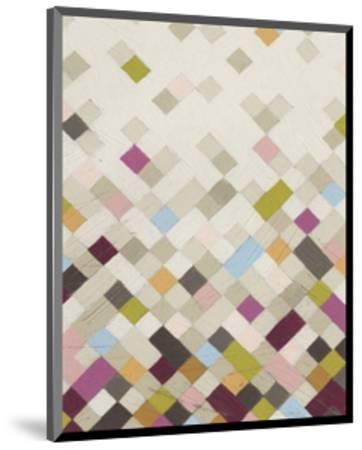 Confetti VI-Erica J^ Vess-Mounted Limited Edition