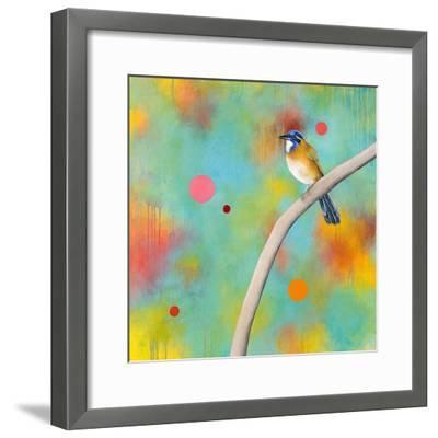 Mysteries of the Universe VIII-Bridget G^ Evans-Framed Giclee Print
