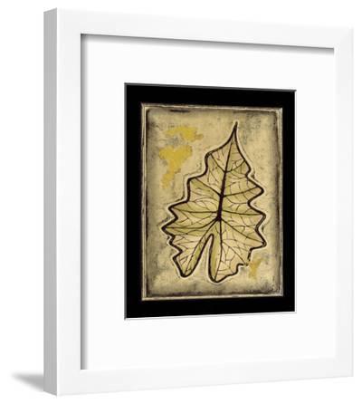 Leaf Panel II--Framed Giclee Print