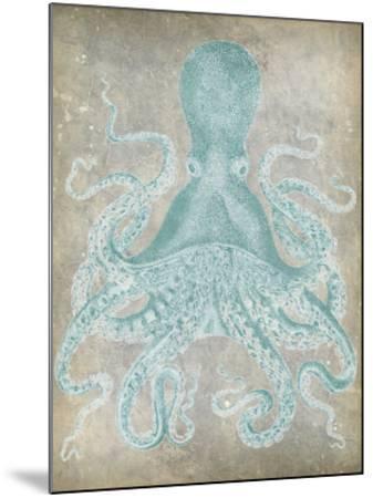 Spa Octopus I-Jennifer Goldberger-Mounted Giclee Print