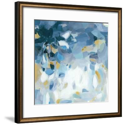 Summer Blues-Christina Long-Framed Limited Edition