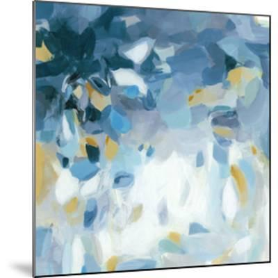 Summer Blues-Christina Long-Mounted Limited Edition