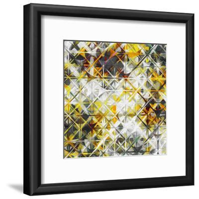 Starscreen II-James Burghardt-Framed Art Print