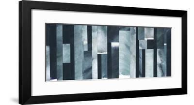 White Caps IV-Grace Popp-Framed Limited Edition
