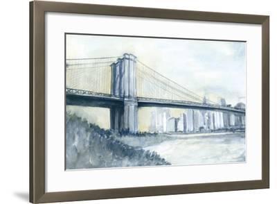 City Bridge I-Megan Meagher-Framed Giclee Print