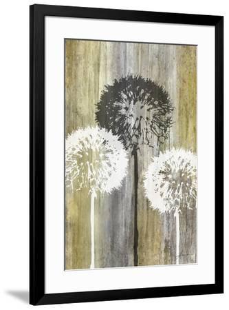 Rustic Garden II-James Burghardt-Framed Art Print