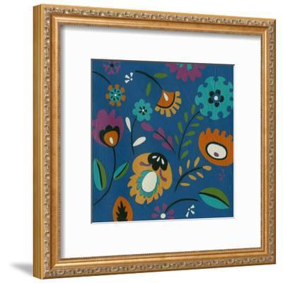 Calliope III-Chariklia Zarris-Framed Art Print