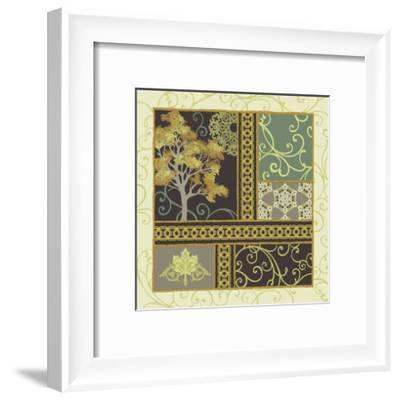 Maple Stories II-Katia Hoffman-Framed Art Print