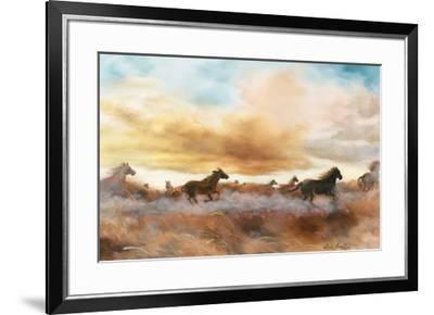 Vite avant l'orage-H?l?ne L?veill?e-Framed Art Print