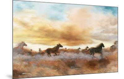 Vite avant l'orage-H?l?ne L?veill?e-Mounted Art Print