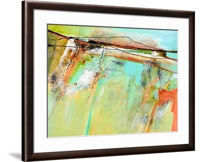 Spring lines-Carole Malcolm-Framed Art Print