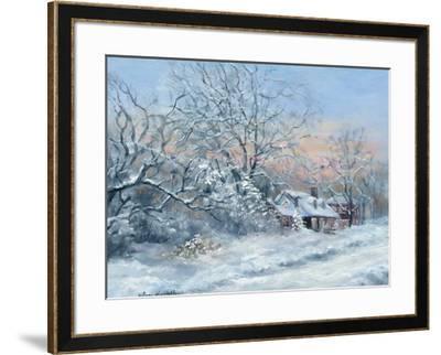 En passant par Québec-H?l?ne L?veill?e-Framed Art Print