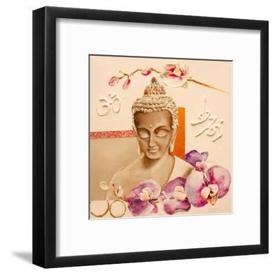 Longevity-Lizie-Framed Art Print
