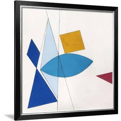 Happy-Diane Lambin-Framed Art Print